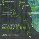 TriCity Trail – dwa dystanse – 80+ i 21 km